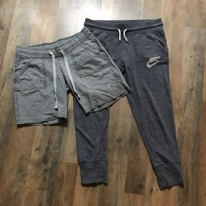 Nike/Mossimo Bottoms bundle
